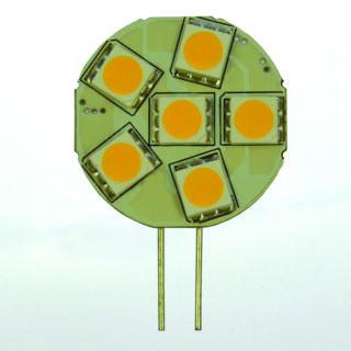 S-LED 6 10-30V G4-seitlich