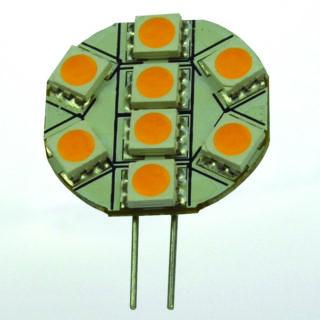S-LED 8 10-30V G4-seitlich