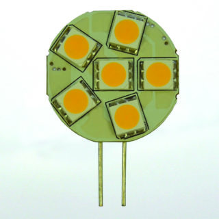 S-LED 6 10-30V G4-Rückseite