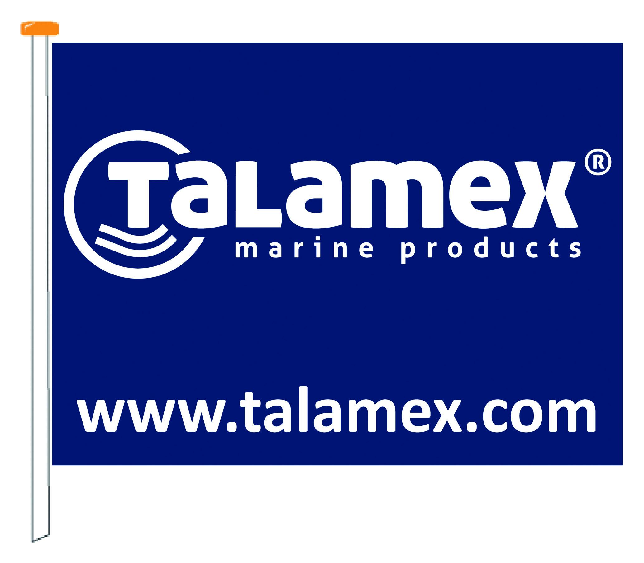 Flagge Talamex