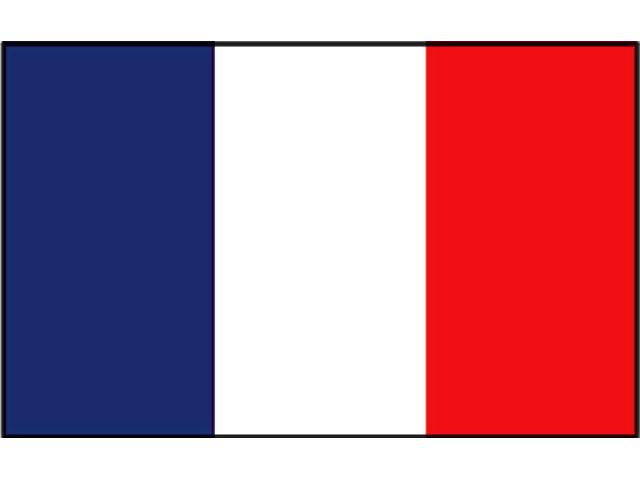 Flagge SB Frankreich