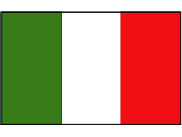 Flagge SB Italien