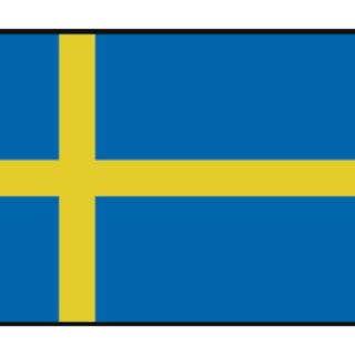 Flagge SB Schweden