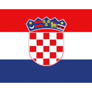 Flagge SB Kroatien