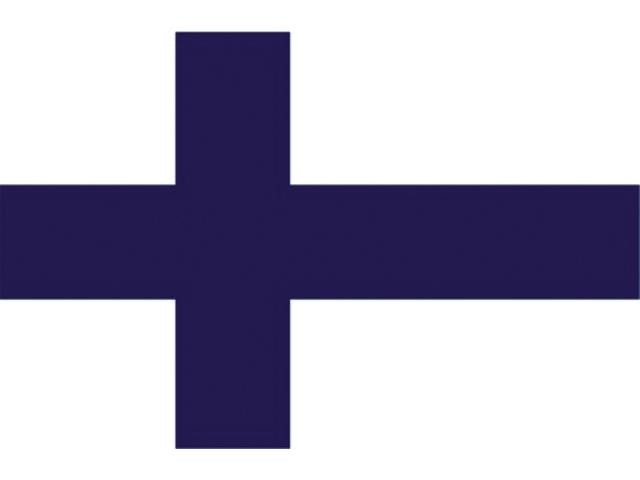 Flagge SB Finnland