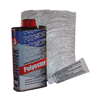 Polyester Reparaturset