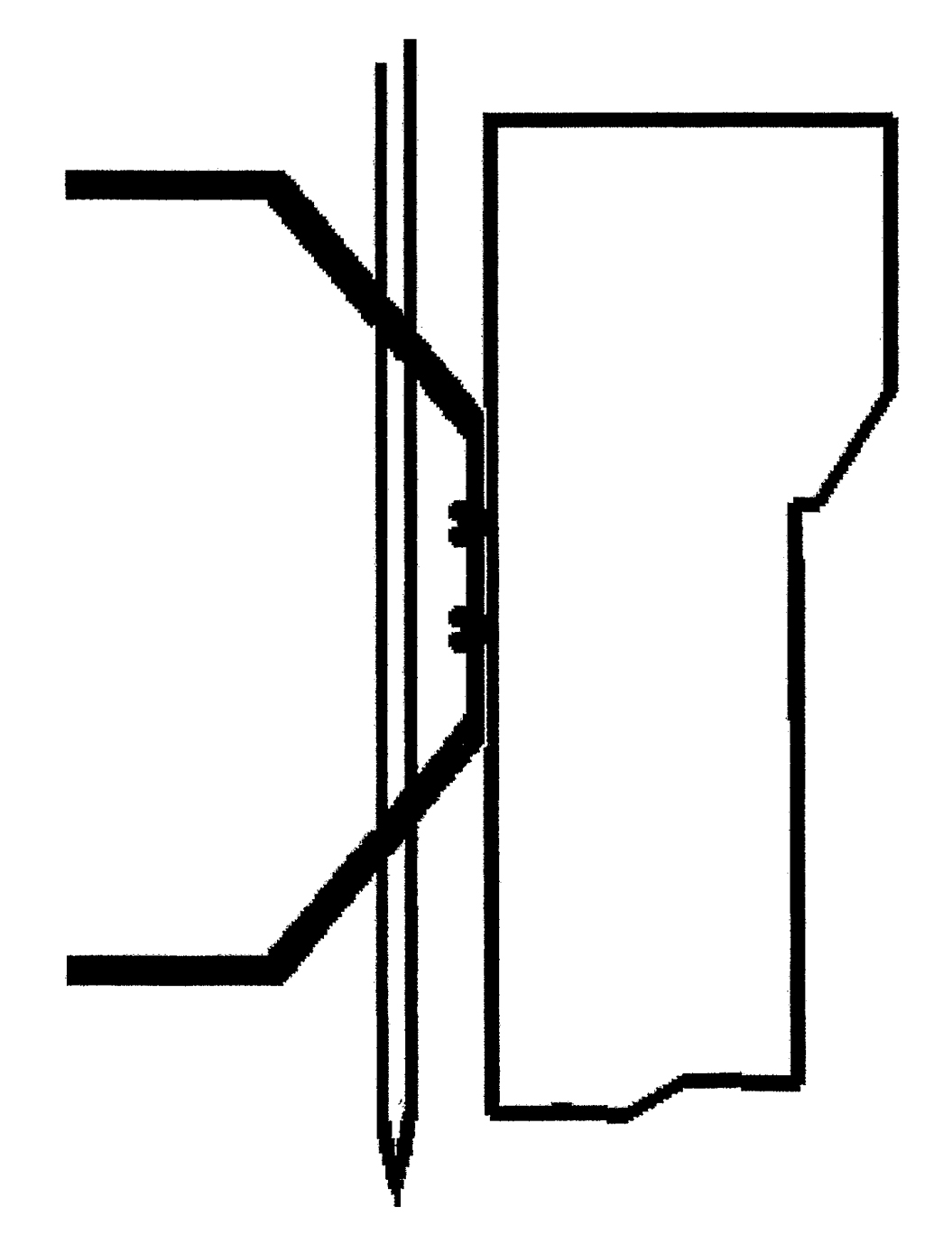 Windfahne Detailansicht