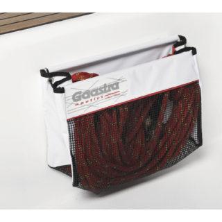 Leinen-Tasche breit